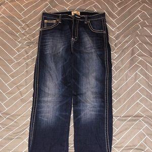 Wrangler Jeans - Wrangler 20x Vintage Bootcut Jeans - size 31x36